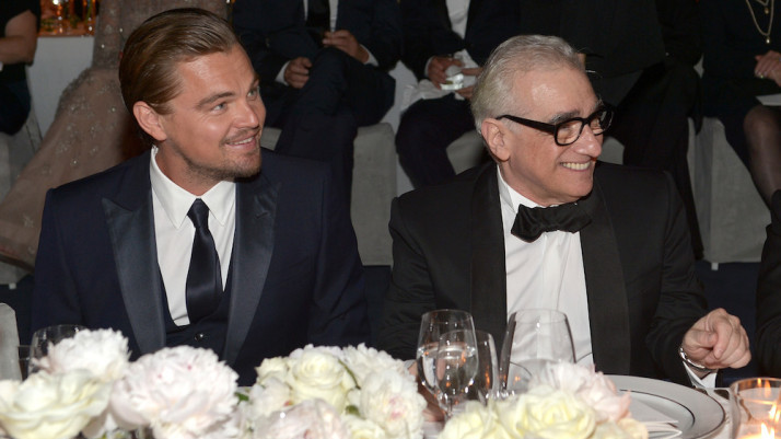 Leonardo DiCaprio Gives Great Advice About How To #LiveGrey