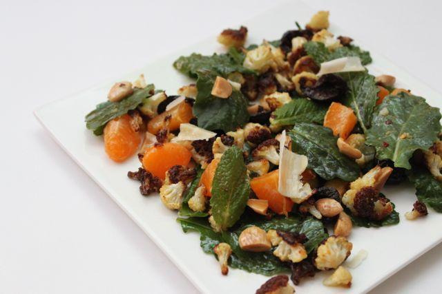 cauliflower-kale-salad
